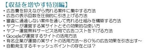 上田博人5ステップスピードアフィリエイト特別編の概要